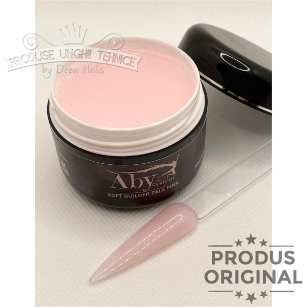 Gel Aby Soft Builder Pale Pink