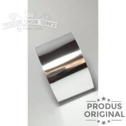 Folie Transfer Premium Argintie