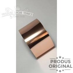 Folie Transfer Premium Auriu Rose