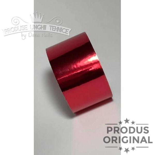 Folie Transfer Premium Rosu